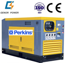 Power Residential with Perkins silent 110kva diesel generator