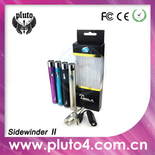 hot selling pluto electronic cigarette tesla Sidewinder II battery kit