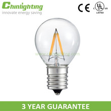 G80 G95 G125 LED energy saving led indoore lamp 5w e27 bulb