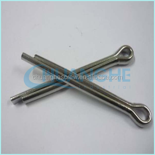 In 2015 China best selling high-quality cheap linch pins/spring cotters/split pins