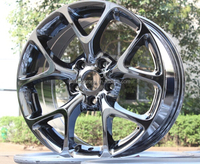 Replica alloy wheels / aftermarket alloy wheel/rim with Reasonable price F2017