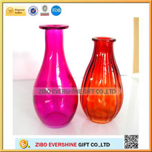 Popular glass vase for home decoration wholesale