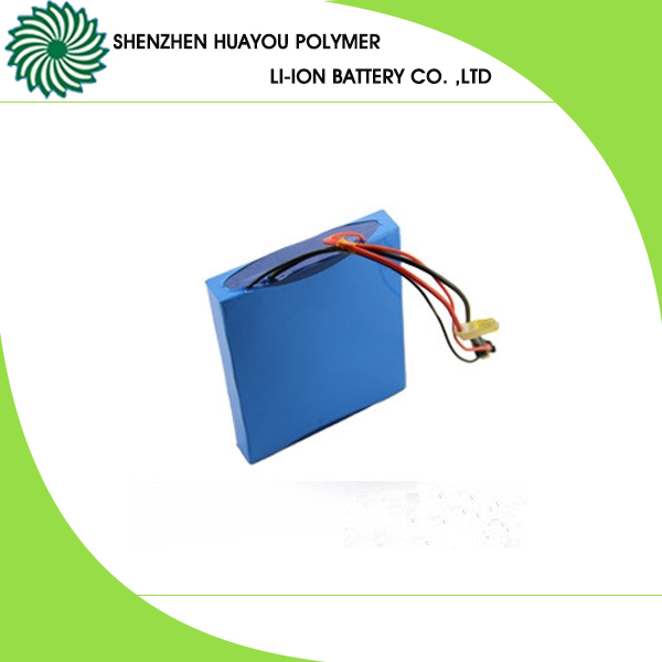 Electric Vehicle Rechargeable Pack 60v 2200mah 18650 battery
