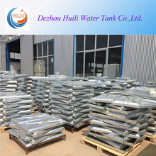 Galvanized water pressure tank/ insulated water tank