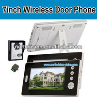 night vision weatherproof wireless decorated door viewer