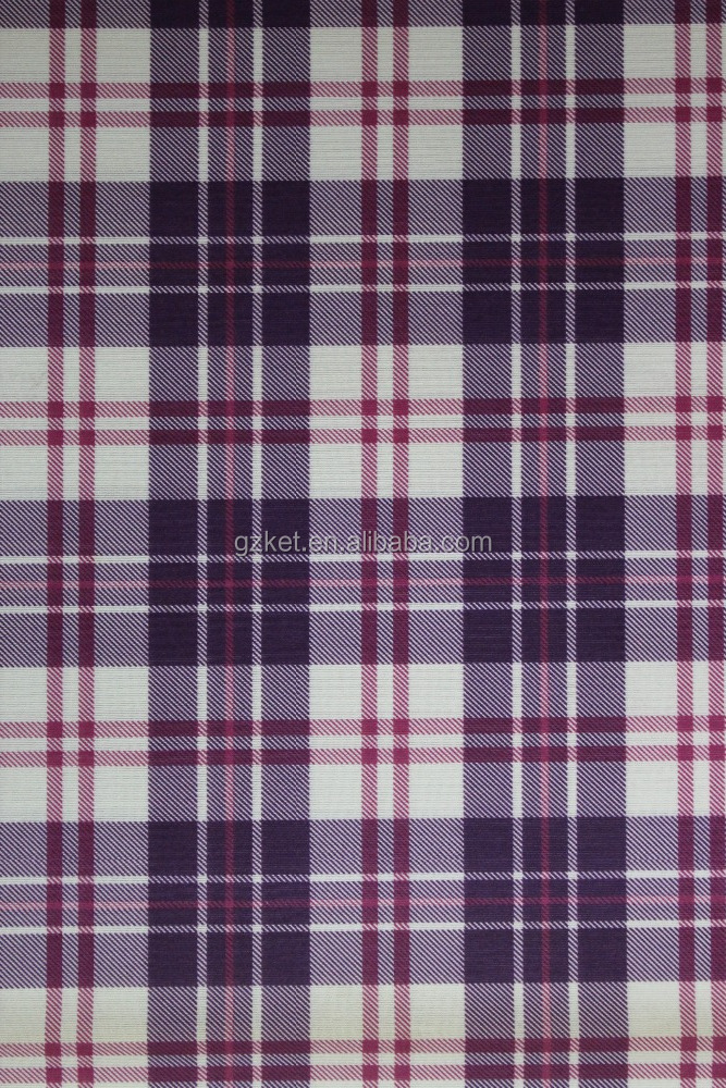 stripe pattern digital printed fabric supplier for clothing home textile