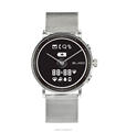 The world's first E ink display quartz movement smart watch full metal case