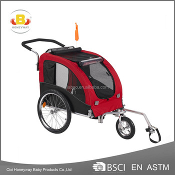2in1 Pet Bike Trailer and Stroller