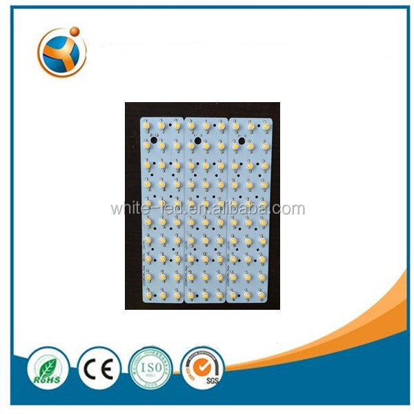 30w 45w 60w SKD parts PCB board led and lens for street light