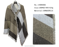 shawls and scarves designs multifunctional winter warm knitted scarf