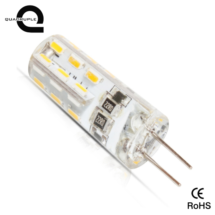 Super bright 220v warm white AC DC g4 <strong>led</strong>