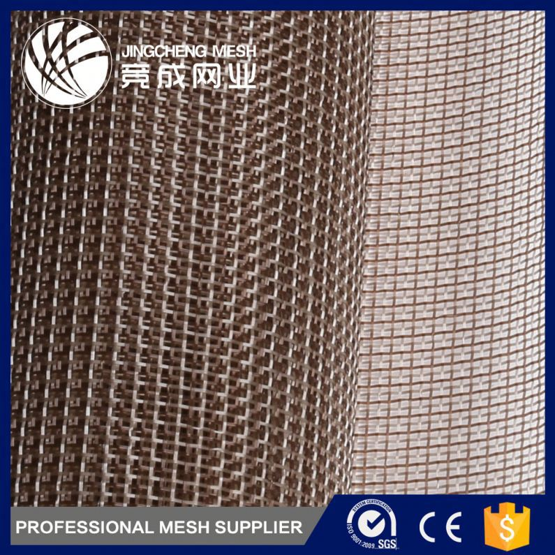 Custom color size good quality PE dust proof window screen