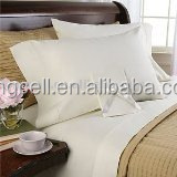 4pcs hotel 100% cotton bed sheet