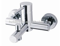 Sanitary ware Bathroom brass bath and shower combination mixer faucet tap