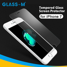Anti Fingerprint Tempered Glass Mobile Accessories Matte Screen Cover for iPhone 7