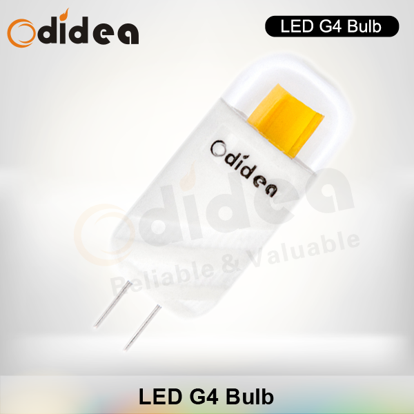 No uv lamp g4 2w led bulb replace halogen bulb g4 20w 25w