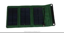 USB output charger solar bag rohs solar cell phone charger