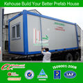 Low cost EPS sandwich panel prefabricated container housing