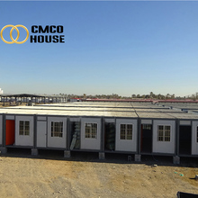 Factory price durable container house steel tubes dormitory Portable Dwelling disassemble houses usa with low