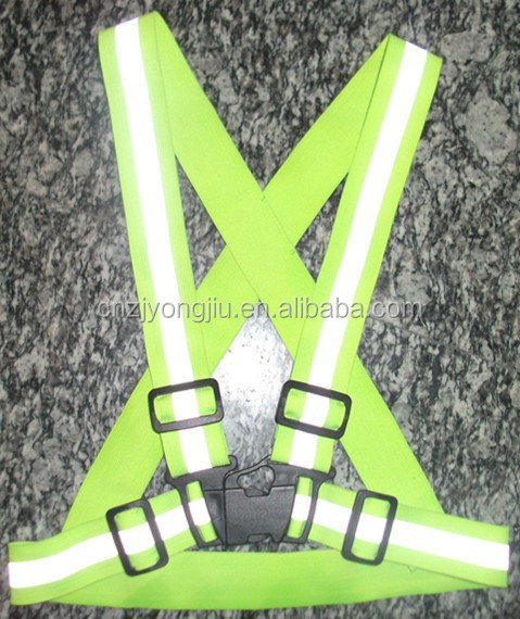 Special designed new style low price reflective safety belt