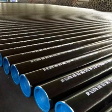 ASTM A106 A53 Gr.B Carbon Steel Seamless Pipe Fluid Pipe