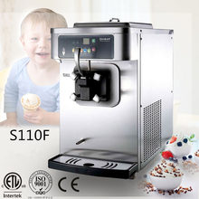 Pasmo S110 Mcdonald's small frozen yogurt machine used to make sunda