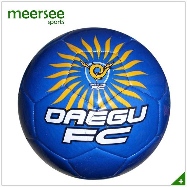 Korea Football Design Size 3 machine sewn balls soccer football