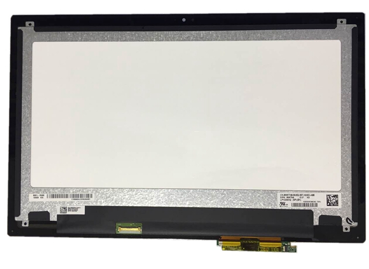 13 Inch Touch Screen For Dell Insprion 13 7347 7348 LCD Touchscreen Assembly Replacement W6TN0 0W6TN0 CN-0W6TN0