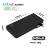 10000mAh Built in Cable Charger CE ROHS Backup Battery Power Bank