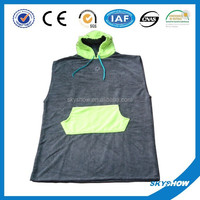 china supplier recyclable rain poncho