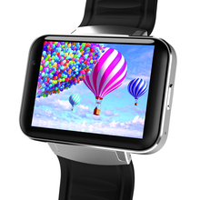 DM98 Smart watch MTK6572 Dual core 2.2 inch 3G WCDMA GPS WIFI HD IPS LED Screen 900mAh Battery 512MB Ram 4GB Rom Android 4.4 OS