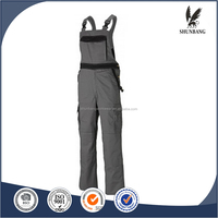 Overall To Europe Working Wear Denim Overalls For Women