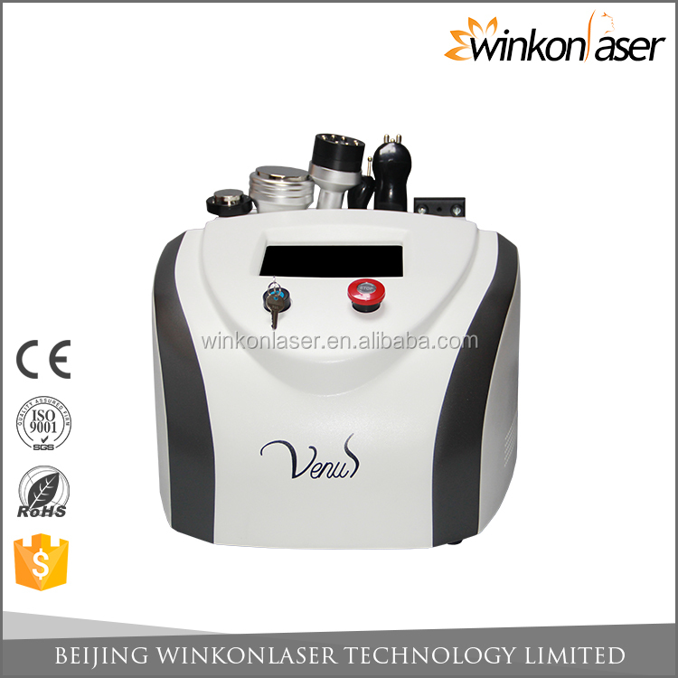2016 New design cavitation&RF machine /wrinkle <strong>removal</strong>/ facial lifing/body slimming