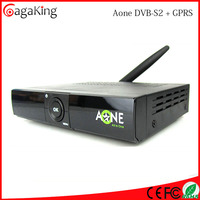 Aone digital satellite receiver HD hot products to sell online shopping GPRS support