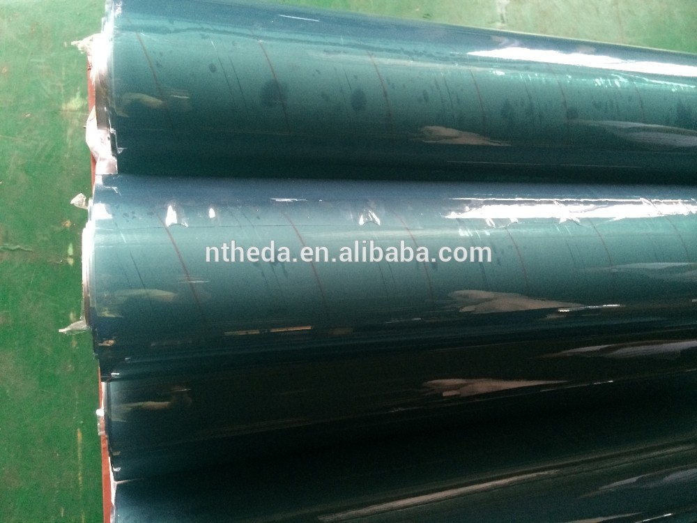 0.3m -2m width pvc super clear film with simple roll With Promotional Price