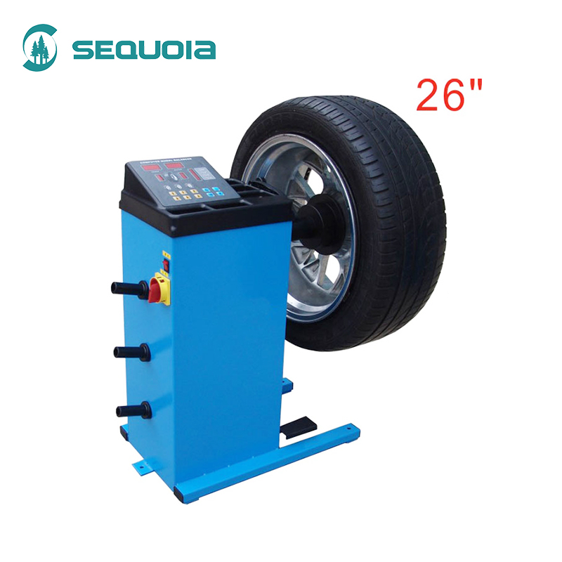 CE Manual precision Car Wheel balancer portable XTB820 for sale