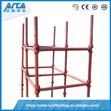 hot sale & high quality scaffolding system for concrete