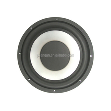 horn loaded under seat 32 subwoofer