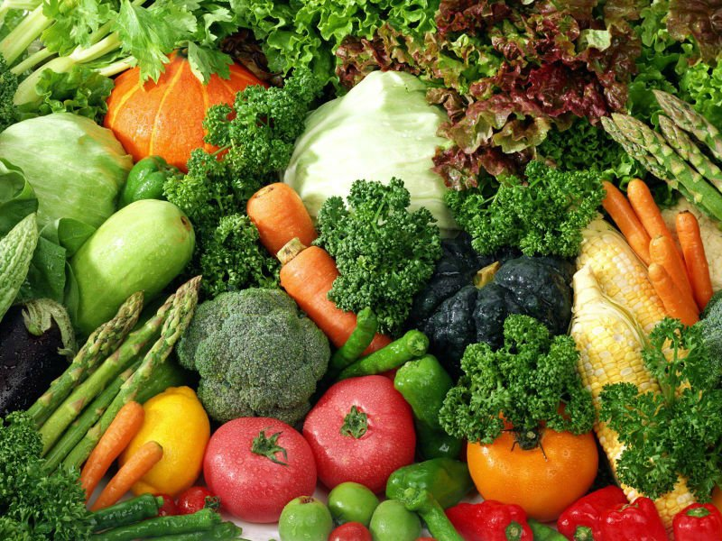 Fresh vegetables exporter from India