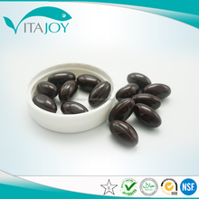 High quality herbal extract Saw Palmetto softgel