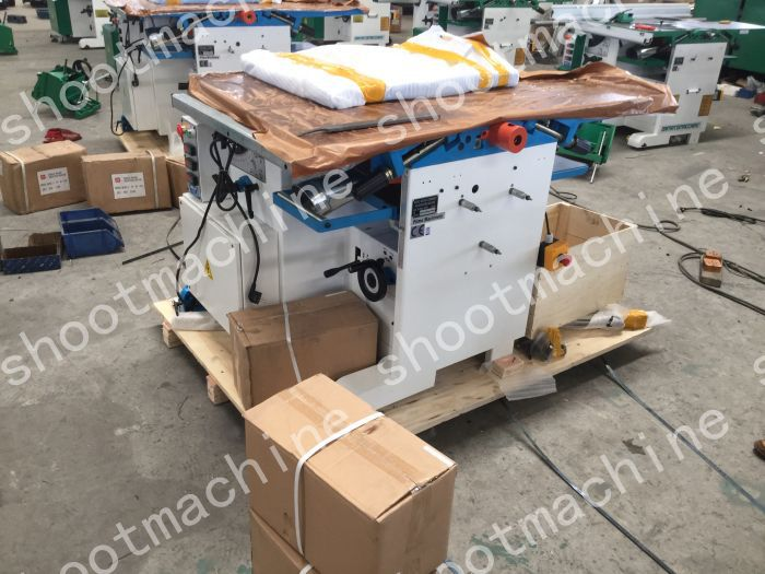Combine Woodworking Machine ML393C with Arbor dia. 72mm and Arbor speed 5400r/min