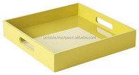 Beer serving tray | Plastic beer bar serving tray