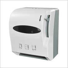 Plastic Roll Dispenser Bathroom Paper Hand Towel Holder
