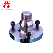 1/2 Gas D50 Flanger Joint for stubbing and chamfering wheels connection