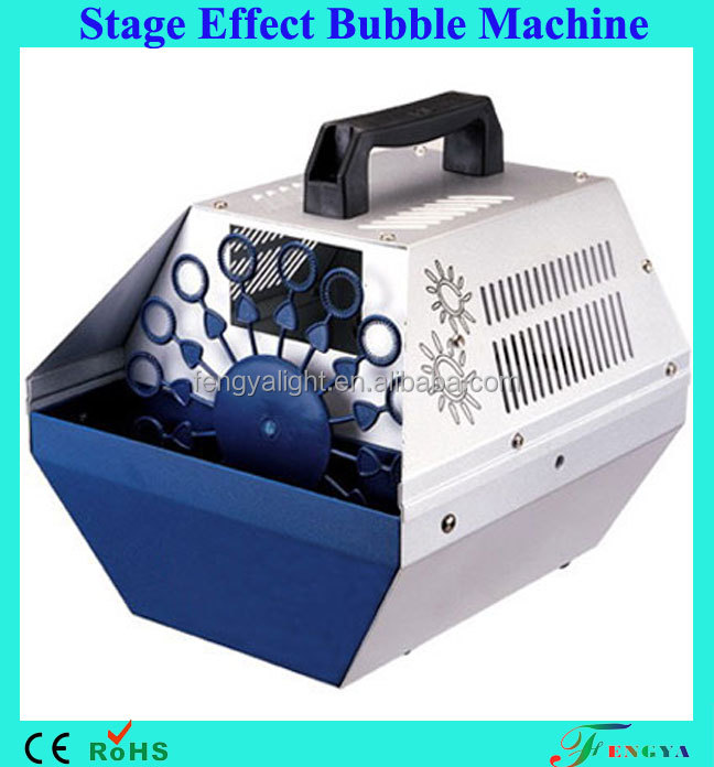 60W Stage Bubble Machine / removing bubble machine / bubble Maker machines sale