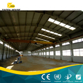 High quality low-cost prefabricated sandwich panel steel frame warehouse