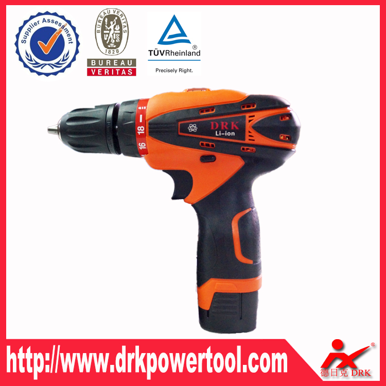 Reversible cheap 18V-Li electric impact <strong>drill</strong> for switch