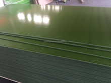 High quality 18mm plastic coated plywood sheet
