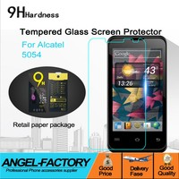 Tempered Glass Screen Protector for Alcatel One Touch Fierce XL 5054