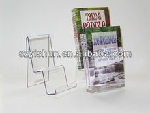 Manufacturing acrylic display acrylic display stand book holder